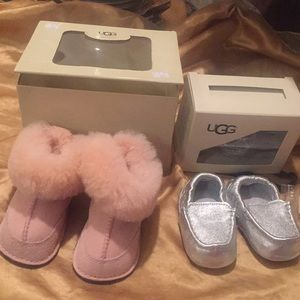 PRICE IS FIRM—UGG Baby Bundle